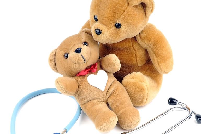 choroby niemowlat