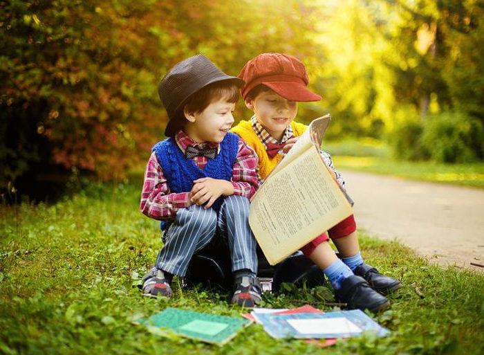 Nauka pisania i czytania u dzieci